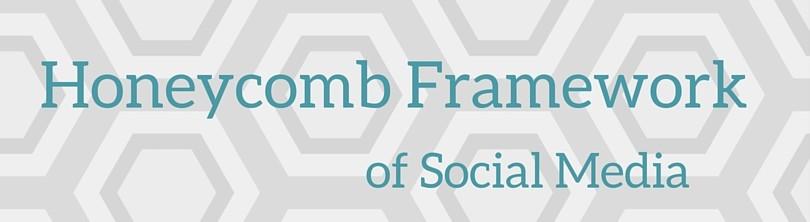 Honeycomb Framework of Social Media
